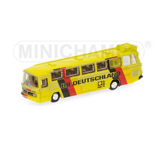 Mercedes O 302 WM 1974 Minichamps 1/160 - T2M-169035180