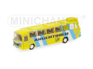 Mercedes O 302 WM 1974 Minichamps 1/160 - T2M-169035185