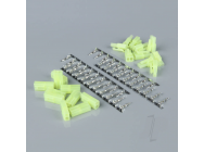 Mini Tamiya Connector Pairs (10pcs) - RDNAC010077