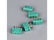 Multiplex Female (Battery End) (5pcs) - RDNAC010102