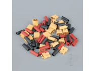 XT30 Pairs including Heat Shrink (10pcs) - RDNAC010018