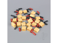 XT60 Pairs including Heat Shrink (10pcs) - RDNAC010024