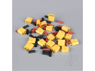 XT60 Pairs with Cap End (10pcs) - RDNAC010031