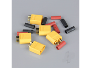 XT60 Male with Cap End (ESC End) (5pcs) - RDNAC010033