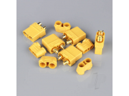 XT90 Female with Cap End (Battery End) (5pcs) - RDNAC010043