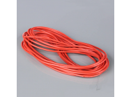 Silicone Wire 14AWG 25ft / 7.5m Red (on a roll) - RDNAC010135