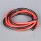 Silicone Wire 10AWG 680 Strand 4ft / 1.2m Red-Black - RDNAC010139
