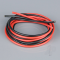 Silicone Wire 16AWG 252 Strand 4ft / 1.2m Red-Black - RDNAC010142