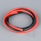 Silicone Wire 12AWG 680 Strand 2ft / 0.6m Red-Black - RDNAC010144