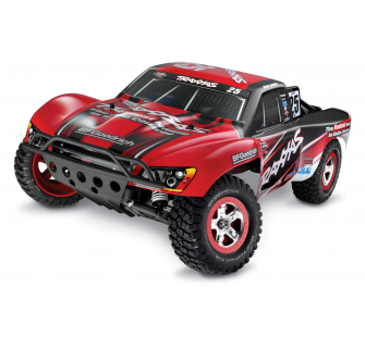 Slash VXL Traxxas - Mike Jenkins Edition n°25 2.4Ghz RTR - TRX-5807-25