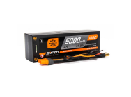 Spektrum 5000mAh 4S 14.8V 100C Smart LiPo Short; 5mm Tubes - SPMX50004S100HT