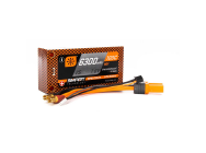 Spektrum 6300mAh 2S 7.6V 100C Smart HV LiPo Short 5mm Tubes - SPMX63002S100HT