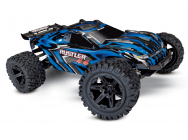 Traxxas Rustler 4x4 Brushed 1/10 RTR rouge - TRX67064-1-RED-COPY-1