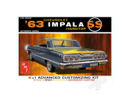 1963 Chevy Impala SS 2T - AMT1149M