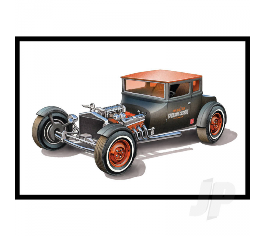1925 Ford T  Chopped  - AMT1167
