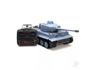 Char RC 1:16e German Panther Infrarouge ( 2.4GHz + Infrarouge + Fumee + Son ) Henglong - HLG3819-1B