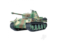 1:16 German Panther Type G with Infrared Battle System (2.4GHz + Shooter + Smoke + Sound) - HLG3879-1B