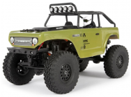 SCX24 Deadbolt 1/24th Scale Elec 4WD - RTR, Green - AXI90081T2