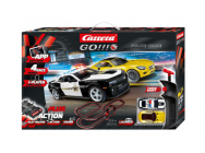 Police Chase Carrera 1/43 - T2M-CA66011
