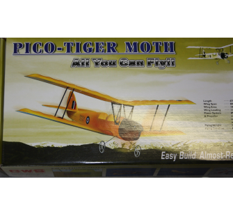 Tiger Moth-C Yellow IPS-CB - BMI-12131