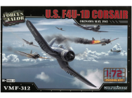 F4U-1D Corsair ForceOfValor 1/72 - T2M-FV873011A