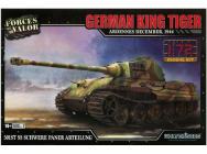 King Tiger Henschel ForceOfValor 1/72 - T2M-FV873002A