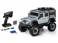 Land Rover Defender 1/8 RTR silver - 500404172