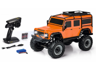 Land Rover Defender 1/8 RTR Orange - 500404171