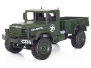 CR4-Truck 4WD Green RTR 2.4Ghz - FTK-CR4-DG2
