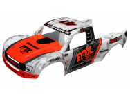CARROSSERIE DESERT RACER FOX EDITION PEINTE ET DECOREE - TRX8513