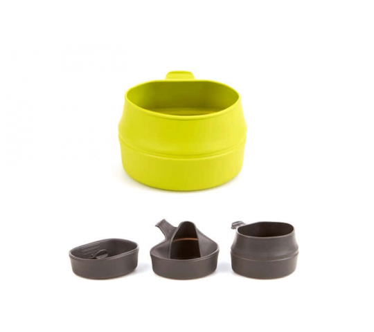 Gobelet pliable Fold-A-Cup 250 ml Tasse Lime - A60493