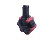 Chargeur Gaz Adaptative Drum pour MP5 GBBR WE 350 billes rouge - CPG4105
