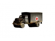 Ambulance 4x4 Allemande 1/32e Forces Of Valor 80073 - FOV-80073