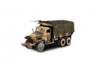 GMC 2 1/2 Ton Cargo Truck 1/72e Forces Of Valor 85355 - FOV-85355