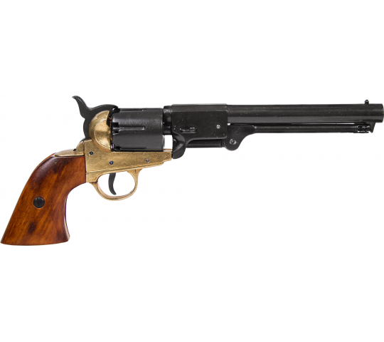 RŽplique dŽcorative Denix de Revolver 1851 marine amŽricaine - CD1083L