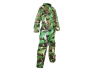 Combinaison jetable adulte camo XL - BP823