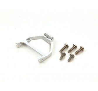 Alu. Rear Swash Guide Mount for Carbon Chassis (MCPX) - XTR-MCPX016-D