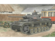 Panzer III Ausf.J 2in1 Dragon 1/35 - T2M-D6954