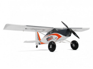 Durafly Tundra - Orange/Grey - 1300mm Sports Model Flaps (PNF) - 9499000333-0