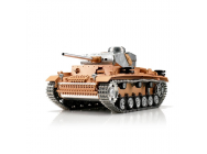 1/16 RC Panzer III unpainted BB - 1113848000