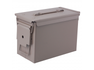 Caisse munition Metal cal.50 TAN 33x18x23cm - MAL958