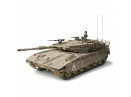 Kit Char Merkava III 1/16e Early Production  - 2222000216