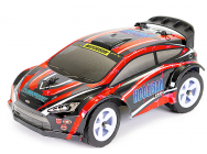 FTX HOOLIGAN JNR 1/28TH RTR RALLY CAR - Rouge - FTX5526R