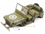 Carrosserie complete Jeep Willys 1/6 - ROCC1015