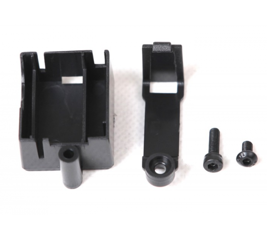 Support de servo de direction volant 9g Jeep Willys 1/6 - ROCC1036