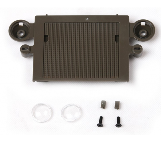Grille radiateur Jeep Willys 1/6 - ROCC1047