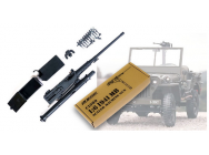 Mittrailleuse optionnelle Jeep Willys 1/6 - ROCC1089