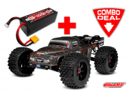 DEMENTOR XP 6S Combo - Accu LiPo TC Power Racing 50C 4S 5400mAh - C-00165-C