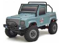FTX Outback Mini 2.0 Defender 1/24 RTR 4WD gris - FTX5507LB