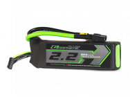 Batterie Lipo Turnigy Graphene Panther 2200mAh 3S 75C - T2200.3S.75-G